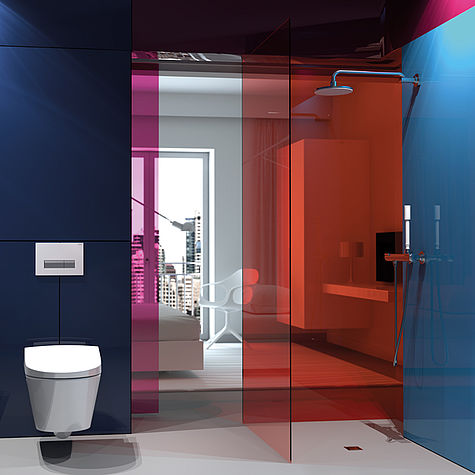 Trend: En-Suite-Badezimmer | AquaClean