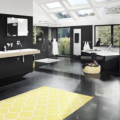 Dunkle Farbtöne fürs Bad | AquaClean